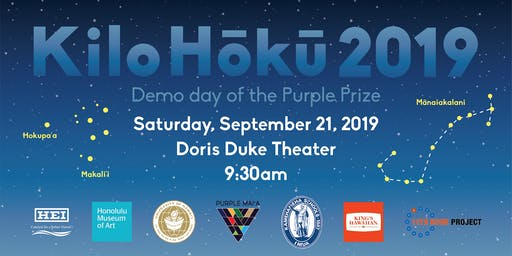 Kilo Hōkū - 2019 Purple Prize Demo Day