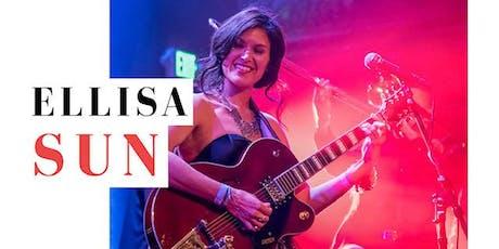 Ellisa Sun Encore Performance @ The Lobby Lounge tickets
