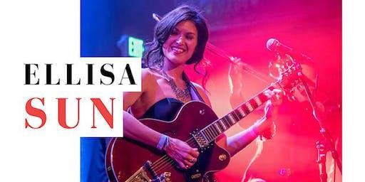 Ellisa Sun Encore Performance @ The Lobby Lounge