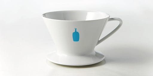 Blue Bottle Coffee Lab: Dripper Brew Class— Georgetown
