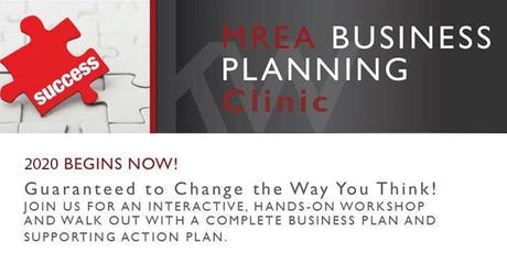 The 2020 MREA - Business Planning Clinic tickets