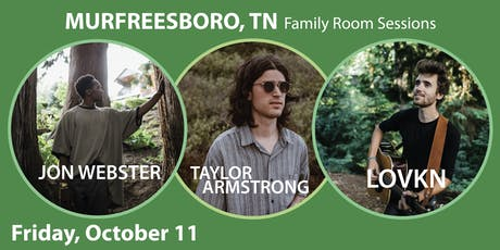 Family Room Sessions | Murfreesboro, TN tickets