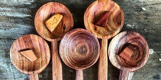 Carve a spoon from a tree - One day workshop