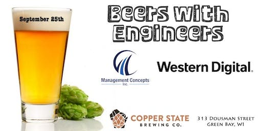 Beers with Engineers (Management Concepts & Western Digital)