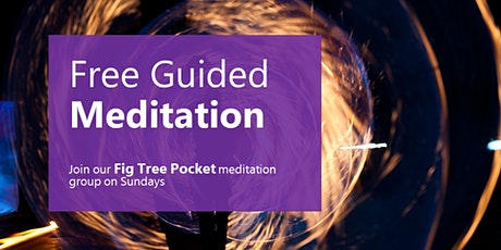 [Fig Tree Pocket] Free Guided Meditation - Heartfulness tickets
