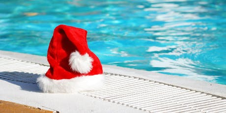 Swimming with Santa tickets