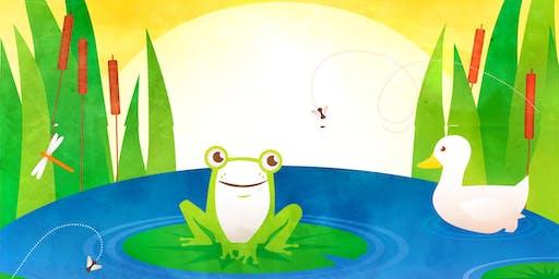 The Pond - School Holiday Shows, Paekakariki