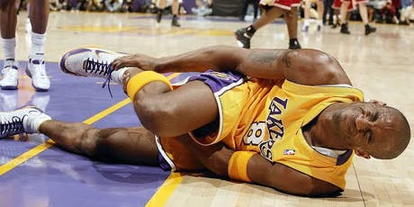Knee Pain in Basketballers - Common knee injures and principles of training tickets