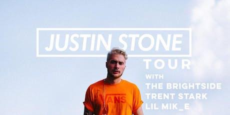 JUSTIN STONE tickets