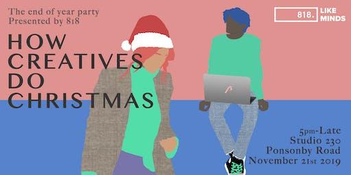 How Creatives Do Christmas