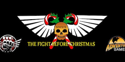 Copy of Fight Before Christmas 2019 Warhammer 40,000 Grand Tournament