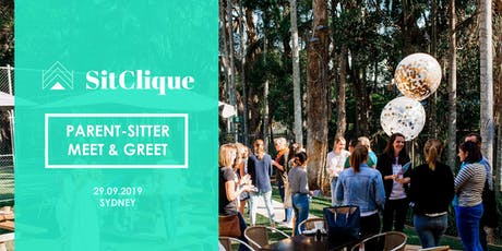 SitClique Sydney Parent-Sitter Meet & Greet tickets