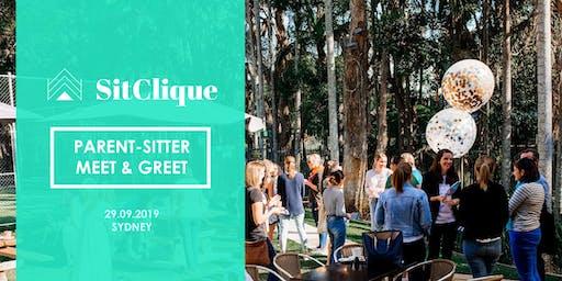 SitClique Sydney Parent-Sitter Meet & Greet