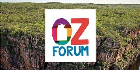 OZ Forum tickets