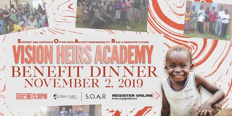 SOAR Vision Heirs Academy (Kenya) Benefit Dinner tickets