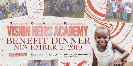 SOAR Vision Heirs Academy (Kenya) Benefit Dinner tickets