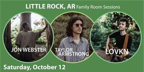 Family Room Sessions | Little Rock, AR tickets