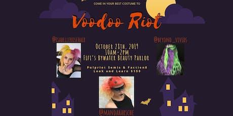Voodoo Riot tickets