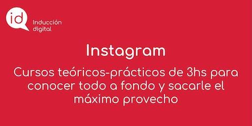 Cursos Presenciales- Instagram