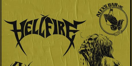 CHARGER + Hellfire + Vulturas + Warren Betty tickets