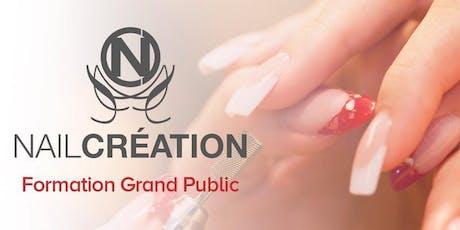 Formation Nail Création   Cours de base - 19 octobre 2019 à Drummondville billets