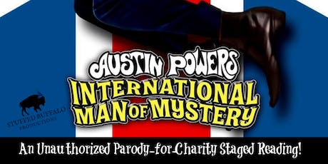 AUSTIN POWERS: An Unauthorized-Parody-for-Charity tickets