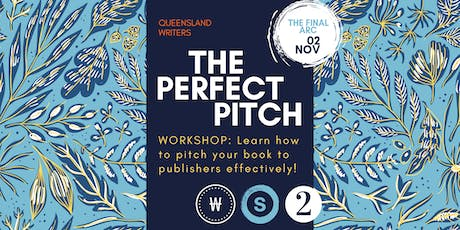 The Perfect Pitch with Pamela Rushby tickets