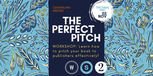 The Perfect Pitch with Pamela Rushby
