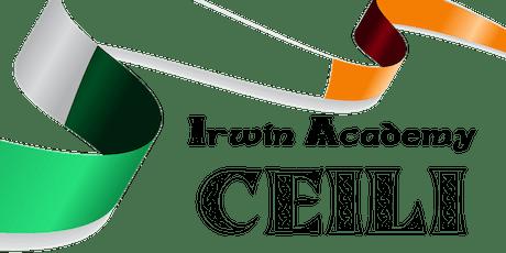 Irwin Ceili 2019 tickets