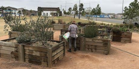 Stockland Elara NSW - Gardening Skills September 2019 tickets