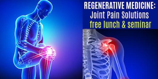Regenerative Medicine: Unlock Your Natural Healing