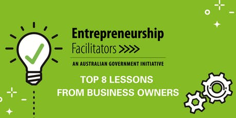 Top 8 Business Lessons tickets