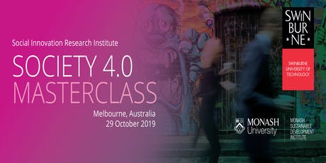 Society 4.0 Masterclass: Building Community Data Collaboratives tickets
