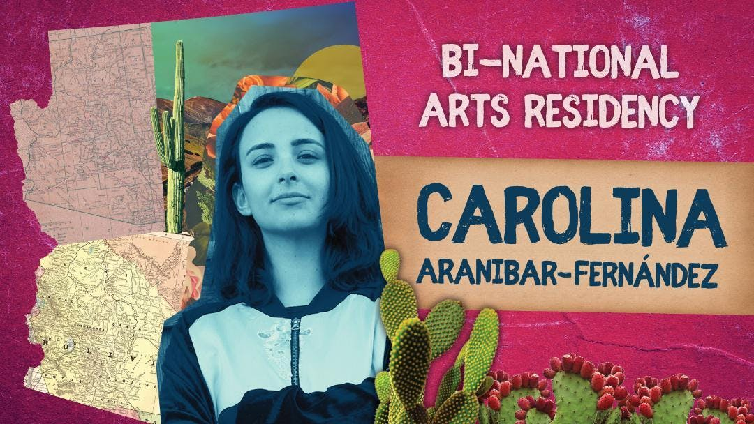 BiNational Arts Residency: Meet the Artist