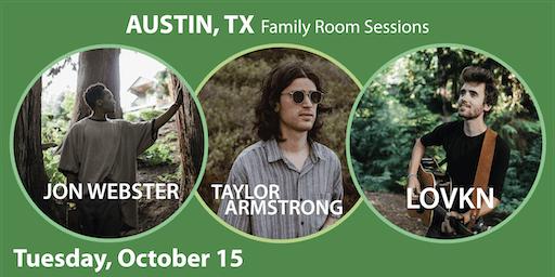 Family Room Sessions | Austin, TX