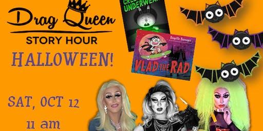 Drag Queen Story Hour: Halloween!