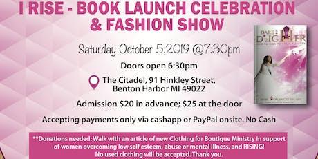 Book Launch Celebration & Fashion Show tickets