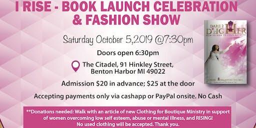 Book Launch Celebration & Fashion Show