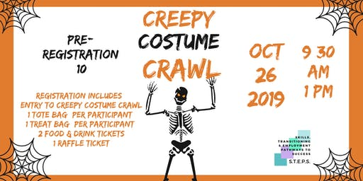 Creepy Costume Crawl