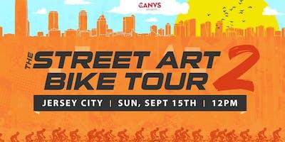 Jersey City Street Art Bike Tour 2019