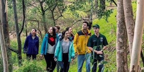 Nature/Cafe Walk - Yarra Bend Park  tickets