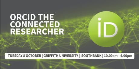 National Forum: ORCID The Connected Researcher tickets