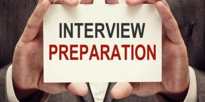 [Career Success] Interview Preparation