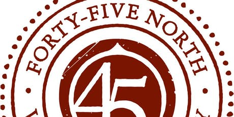 45 North Winemaker's Dinner tickets
