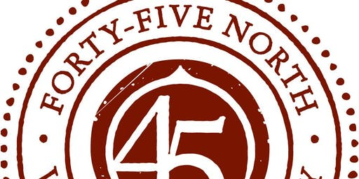 45 North Winemaker's Dinner