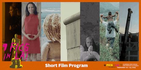 FICG in L.A. presents Short Film Program 1  tickets