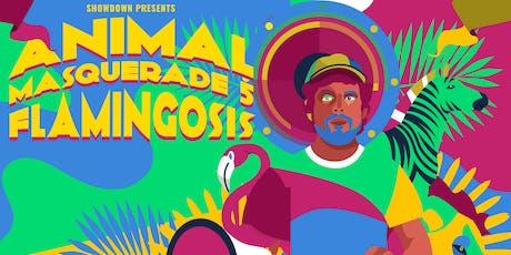 Animal Masquerade V: FLAMINGOSIS tickets