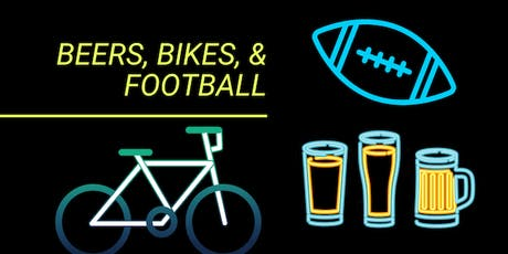 Beers, Bikes and Football tickets
