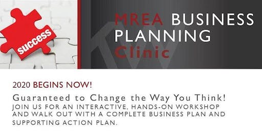 The 2020 MREA Business Planning Clinic