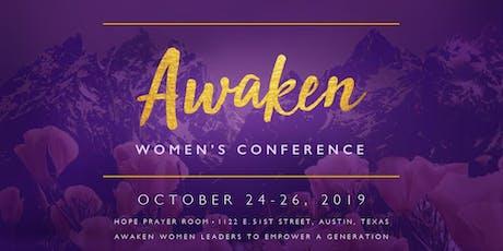 Awaken Women's Conference tickets